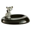 Goebel Zebra Kitty Bowl