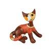 Goebel Figur Sitzende Katze Donato
