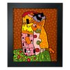 Goebel Hugs and Kisses by Markus Göpfert Framed Wall Art