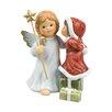 Goebel Dekorationsfigur Ich Wünsche Dir fröhliche Weihnachten Im Advent