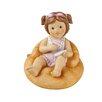 Goebel Wir Machen Ferien Surprise Holiday Resort Figurine