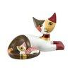 Goebel Babbo e Bambina Figurine