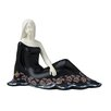 Goebel Sirenes Lady Happiness Sitting Figurine