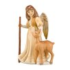 Goebel Himmlische Schutzengel Animal Guardian Angel Figurine