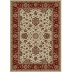 Mayberry Rug Timeless Olivia Claret Area Rug