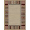 Mayberry Rug Hometown Strata Antique Ivory Area Rug