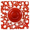 Coton Colors Wheel 16 Piece Dinnerware Set