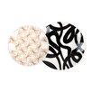 Coton Colors 2 Piece Loop De Loo Starburst Mix Pasta Bowl Set