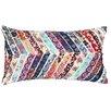 A1 Home Collections LLC Potpourri Patchwork Cotton Throw Pillow