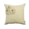 A1 Home Collections LLC Potpourri Floral Wool Throw Pillow