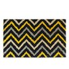 A1 Home Collections LLC Chevron Decorative Doormat