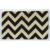 A1 Home Collections LLC Chevron Doormat