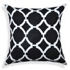 A1 Home Collections LLC Geometric Pattern Cotton Throw Pillow