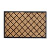 A1 Home Collections LLC Alvina Striped Doormat