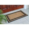 A1 Home Collections LLC First Impression Markham Border Doormat