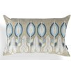 A1 Home Collections LLC Thalia Floral Cotton Lumbar Pillow