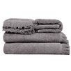 CASA DI BASSI 4 Piece Towel Set
