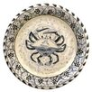 "Blue Crab Bay Co. 11"" Dinner Plate (Set of 4)"