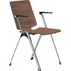 Sandler Seating V-Stack Stacking Chair