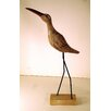 Judith Edwards Designs Crane With Head Up Figurine