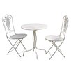 Ascalon Napoli 2 Seater Bistro Set