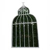 Ascalon Birdcadge Mirror Wall Decor