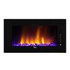 Caesar Fireplace Luxury Linear Multicolor Flame Electric Fireplace
