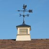 EZ-Fit Sheds Wood Cupola with Eagle Weathervane