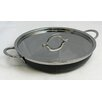 Bon Chef Classic Country French Saute Pan/Skillet with Lid