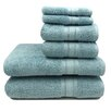 Home Fashion Design Regatta 6 Piece Towel Set