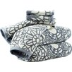 Bed Hog Inc. Vivendi Home Cotton 6 Piece Towel Set