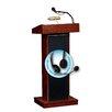 Oklahoma Sound Orator Floor Lectern
