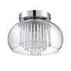 Kendal Lighting Piccolo 1 Light Flush Mount