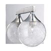 Kendal Lighting Fybra 1 Light Wall Sconce