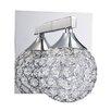 Kendal Lighting Crys 1 Light Bath Vanity Light