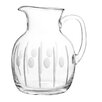 Qualia Glass Gulfstream Pitcher