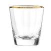 Qualia Glass Dominion Double Old Fashioned Glass (Set of 4)