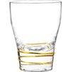 Qualia Glass Helix 12 Oz. Double Old Fashioned Glass (Set of 4)