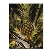 Ready2hangart 'Pineapple Abstraction' by Alexis Bueno Wrapped Canvas Wall Art