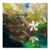 Ready2hangart 'Abstract Stone Spa II' by Alexis Bueno Oversized Wrapped Canvas Wall Art