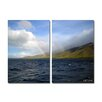 Ready2hangart 'Over the Rainbow' by Christopher Doherty 2 Piece Photographic Print on Wrapped Canvas Set