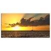 Ready2hangart 'Maui Sunset' by Chris Doherty Oversized Wrapped Canvas Wall Art