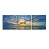Ready2hangart 'Ocean' by Christopher Doherty 3 Piece Photographic Print on Wrapped Canvas Set