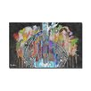 Ready2hangart 'Music XVI' by Alexis Bueno Oversized Painting Print on Wrapped Canvas