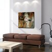 Ready2hangart 'Smash I' by Art Alexis Bueno Wrapped Canvas Wall Art