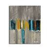 Ready2hangart 'Smash VII' by Art Alexis Bueno Graphic Art on Wrapped Canvas