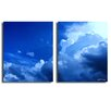 Ready2hangart 'Clouds' by Christopher Doherty 2 Piece Photographic Print on Wrapped Canvas Set