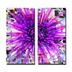 Ready2hangart Painted Petals LXVII 2 Piece Graphic Art on Canvas Set