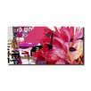 Ready2hangart Painted Petals LXXI Graphic Art on Canvas