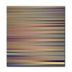 Ready2hangart 'Blur Stripes VIII' Wall Art on Canvas